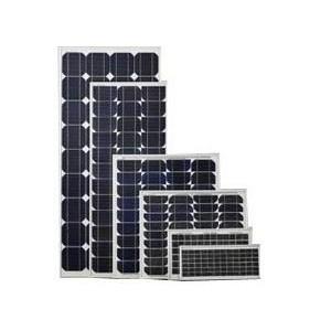Panneau solaire 20W, 524mm*325mm*41mm, Monocristallin