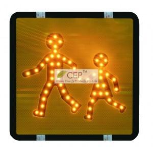 Pictogramme Lumineux à LED haute luminosité, 250*250mm