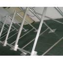 Structure de support de panneau solaire