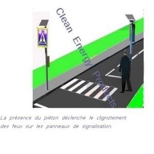 Système Intélligent Pour Passage Piéton