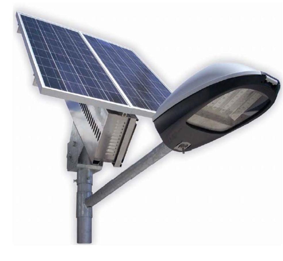 eclairage urbain photovoltaique. Black Bedroom Furniture Sets. Home Design Ideas