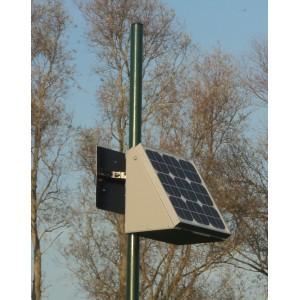 Complément de signalisation solaire à Led