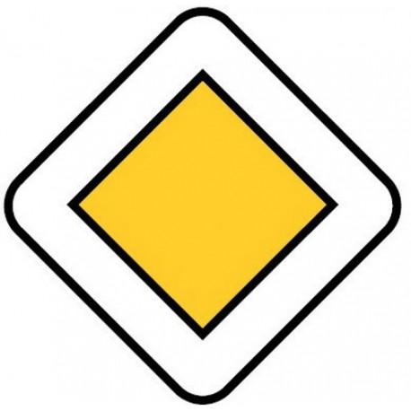 Signaux de priorité type AB