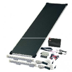 kit solaire pour site isolé