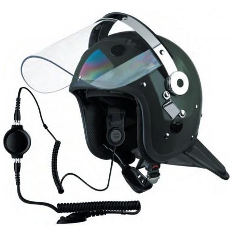 Kit electro acoustique pour casque