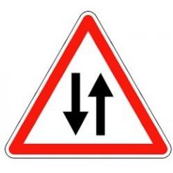 Panneau de police, A18