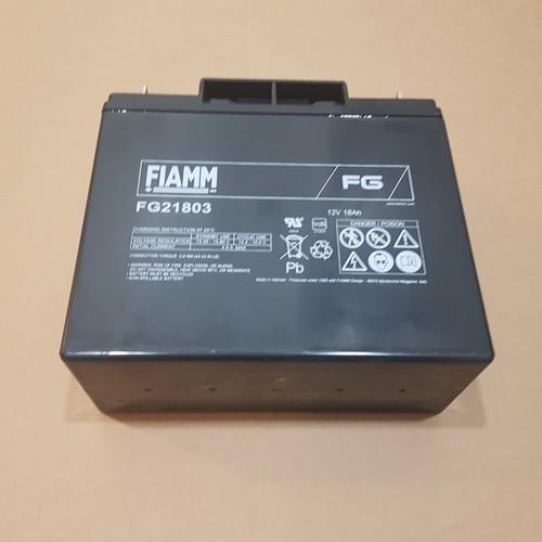 Batterie Fiaam 18AH