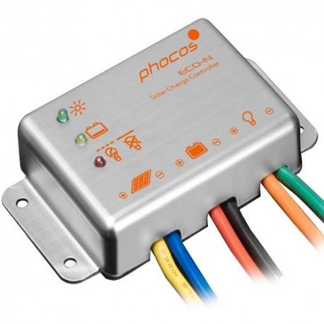 Régulateur solaire phocos Eco-N