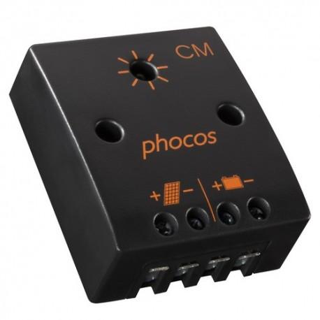 Régulateur solaire phocos CM