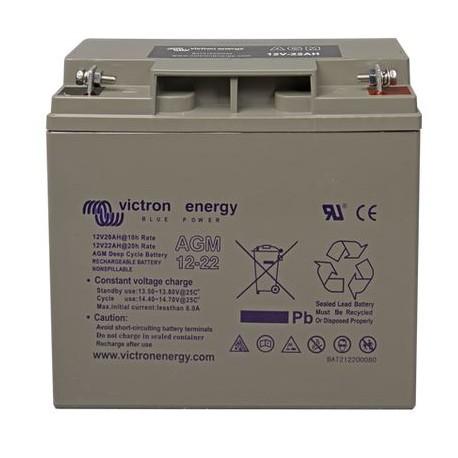 Batterie AGM Deep Cycle 12V-22Ah