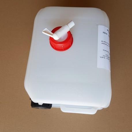 Bidon solution hydroalcoolique