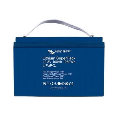 SuperPack Lithium, 12.8 - 100