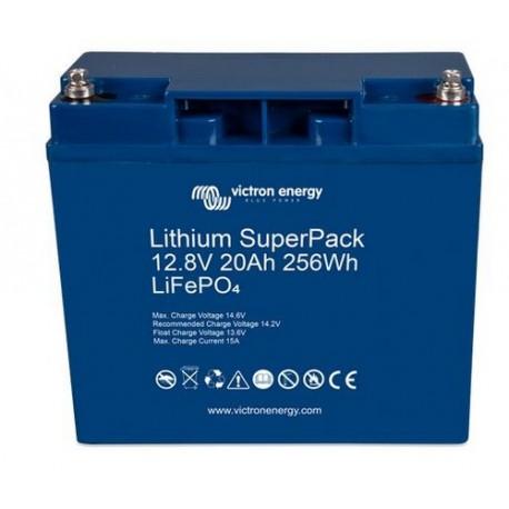 SuperPack Lithium, 12.8 - 20