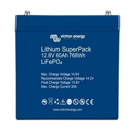 SuperPack Lithium, 12.8 - 60