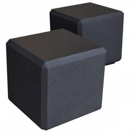 Banc Cube Béton